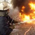 В Алматы снова произошел пожар в донерной