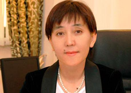 Дуйсенова стала вице-министром труда и соцзащиты