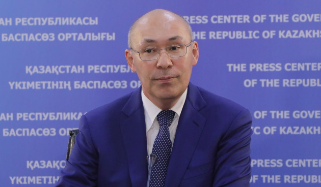Кайрат Келимбетов верит вперспективы юаня