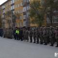 Спецподразделения Актау провели учения вжилом секторе