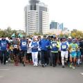 Карим Масимов принял участие в благотворительном марафоне