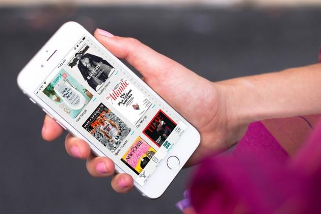 Apple купила сервис для чтения журналов