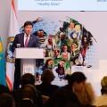 Бауыржан Байбек рассказал про заботу оздоровье алматинцев