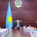 Бакытжан Сагинтаев отчитал министров