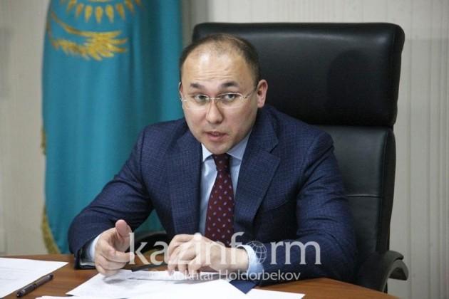 Даурен Абаев утвердил обязанности пресс-секретарей госорганов