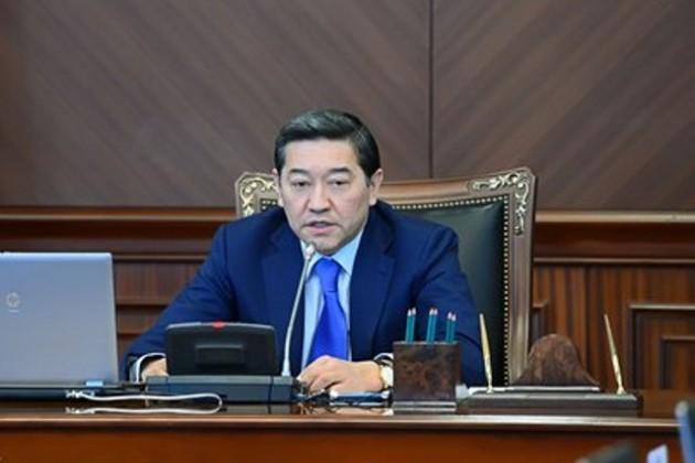 Серик Ахметов поручил начать строительство газопровода
