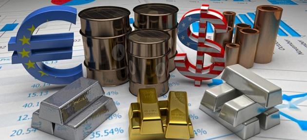 Цены на металлы, нефть и курс тенге на 10 июля