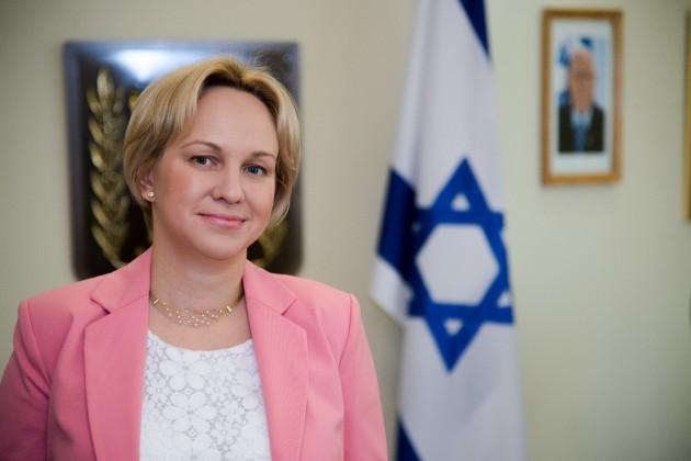 Лиат Вексельман: Бизнесмены РК больше нацелены на Hi-Tech и стартапы в Израиле