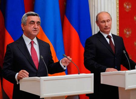 После вступления в ТС  Армения получит скидку на газ