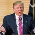 Дональд Трамп анонсировал торговую сделку с Британией