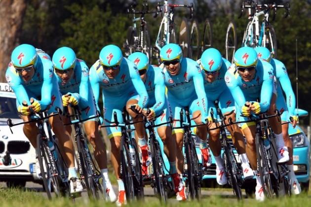 Бюджет велогруппы «Астана» может быть сокращен