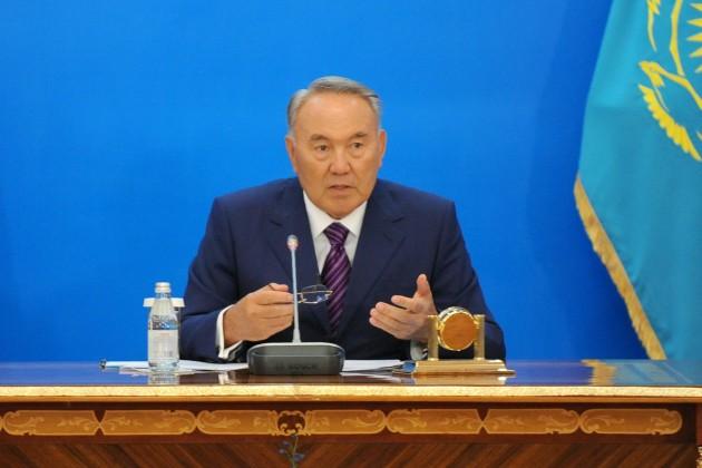 Назарбаев встретился с главами Турции и Туркменистана