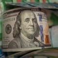 В апреле Нацбанк снизил объем интервенций