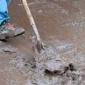 В строящемся тоннеле Алматы сошла грязевая масса