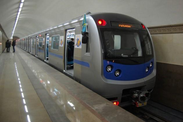 Уволился директор алматинского метро