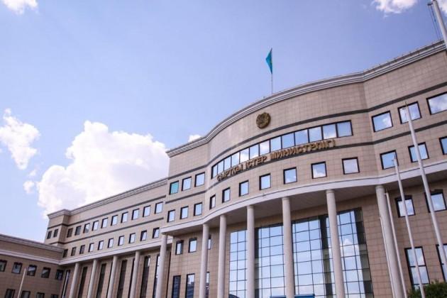 Вадрес МИД Кыргызстана направлена ответная нота