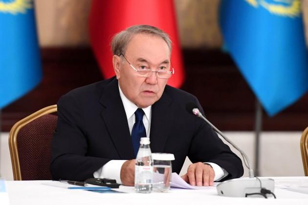 Нурсултан Назарбаев примет участие взаседании Совета глав государств СНГ