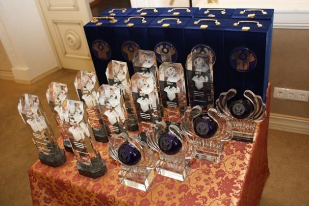 Самые престижные премии СНГ получили 14производств