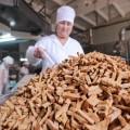 Стоимостный объем пищепрома достиг 970,2млрд тенге