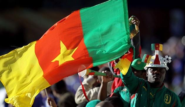 Сборная Камеруна вышла на Чемпионат мира
