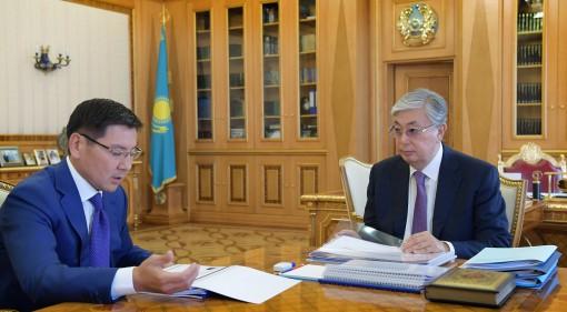 Президент дал поручение министру цифрового развития и инноваций