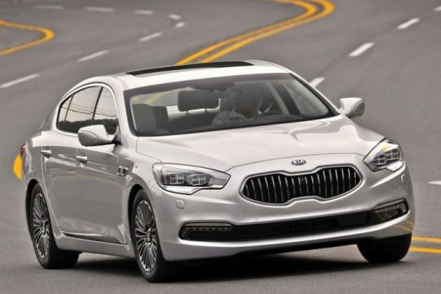 Kia озвучил казахстанские цены на седан Quoris