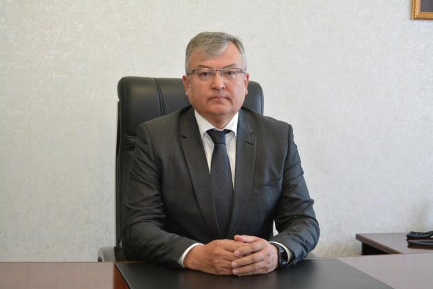 Еркебулан Баяхметов стал акимом Степногорска