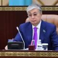 Касым-Жомарт Токаев переизбран председателем Сената