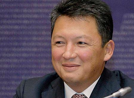Тимур Кулибаев против раздробления Газпрома