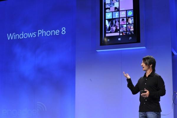 Nokia покажет новый Windows Phone