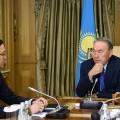 Данияр Акишев отчитался перед президентом