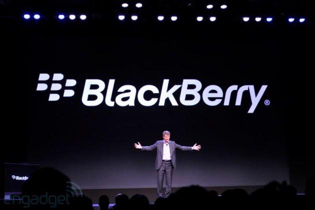 BlackBerry запустила социальную сеть