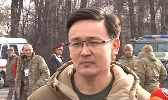 Сменился глава ДКНБ по Актюбинской области