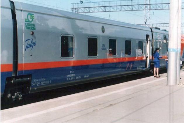 В Казахстане намерены обновить парк вагонов