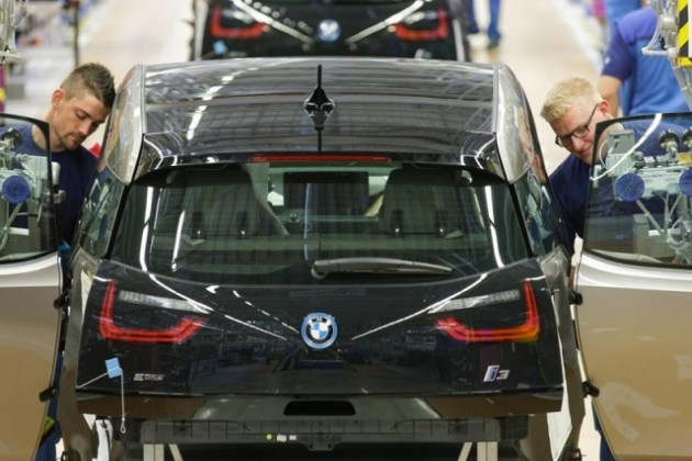 BMW увеличит производство i3