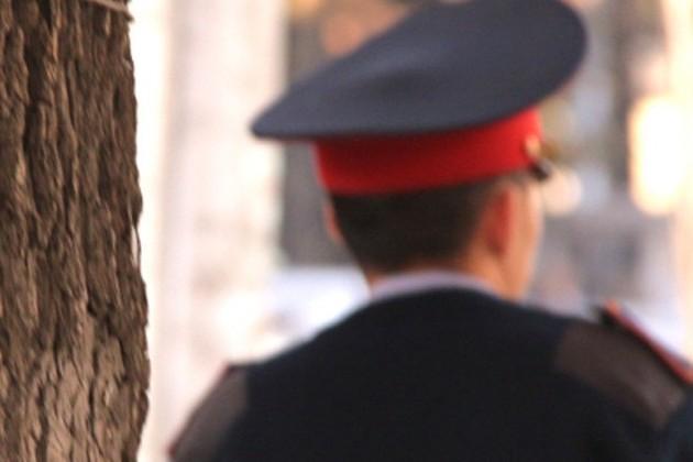В Алматы не хватает участковых полицейских