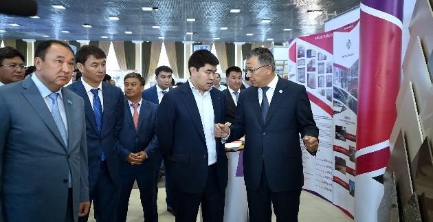 ВЮжно-Казахстанской области строят 11тысяч квартир