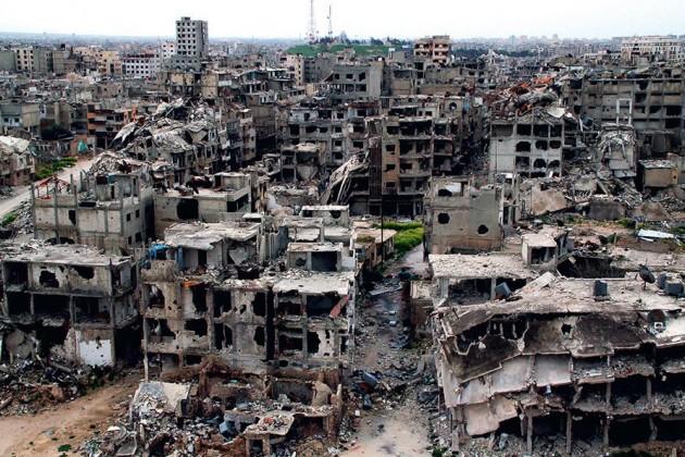 Межсирийские переговоры вЖеневе перенесены наконец февраля