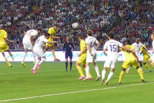 Казахстанские клубы завершили еврокубковый сезон