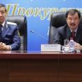 В Мангистауской области новый прокурор