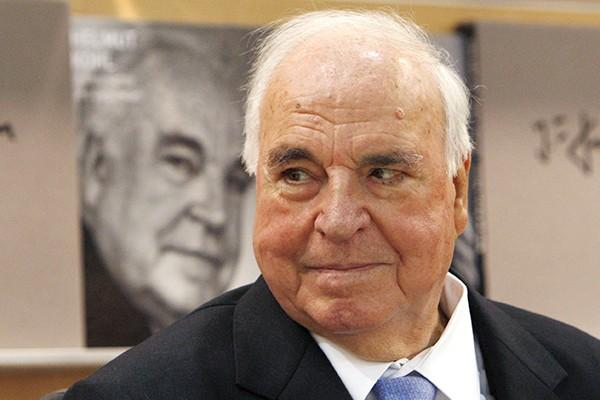 Скончался бывший канцлер Германии Гельмут Коль
