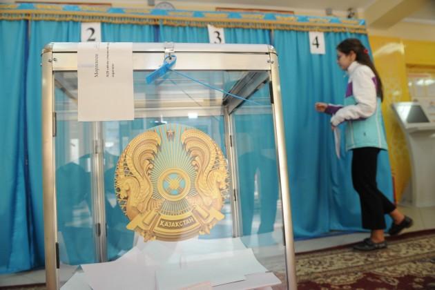На выборах проголосовали уже 35,1% избирателей