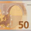 Презентована новая купюра 50 евро