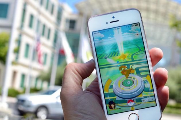 Игра Pokemon Go бьет рекорд скачиваний в магазинах Apple