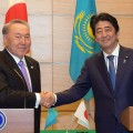 Казахстан иЯпония подписали ряд документов