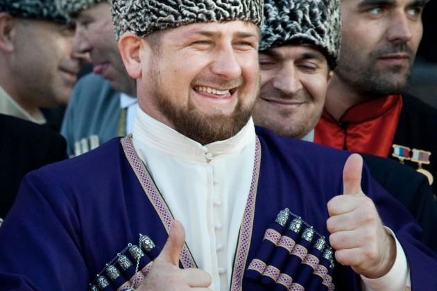 Рамзан Кадыров попал в черный список Евросоюза