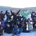 Натерритории ЭКСПО открыт уникальный ледовый каток