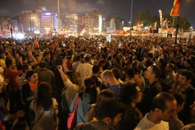 В Турции задержали 35 человек