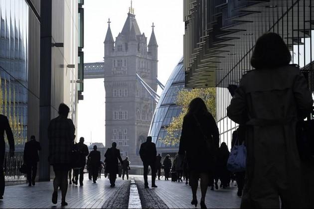 Уровень безработицы в Великобритании снизился до минимума