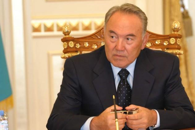 У Нурсултана Назарбаева появился новый сайт